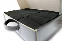Кейс мужских носков - Бамбук Эконом