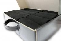 Набор мужских носков в кейсе - Бамбук Эконом