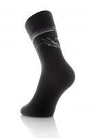 Теплые плюшевые мужские носки П7
