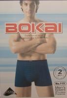 Трусы мужские Bokai - Хлопок №115