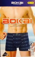 Трусы мужские Bokai - Хлопок №118