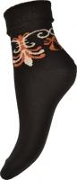 Женские носки из плюша JП4