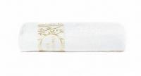 "Полотенце бамбуковое ""JUANNA"" ELIT 70х140 - Белый"