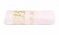 "Полотенце бамбуковое ""JUANNA"" ORGANIC 70х140 - Бледно розовый"