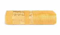 "Полотенце бамбуковое ""JUANNA"" ORGANIC 70х140 - Желтый"