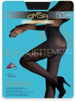 Omsa SILHOUETTE MICRO 50